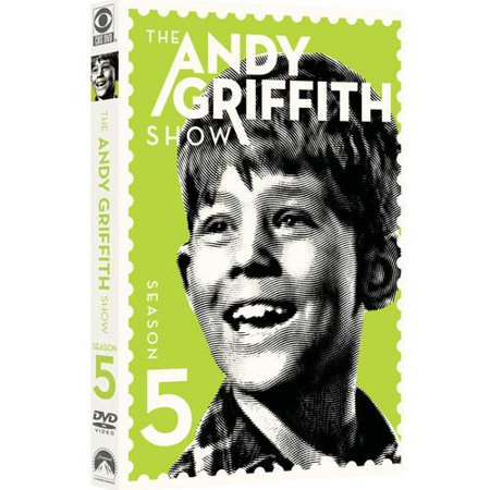 The Andy Griffith Show  The Complete Fifth Season  Full Frame