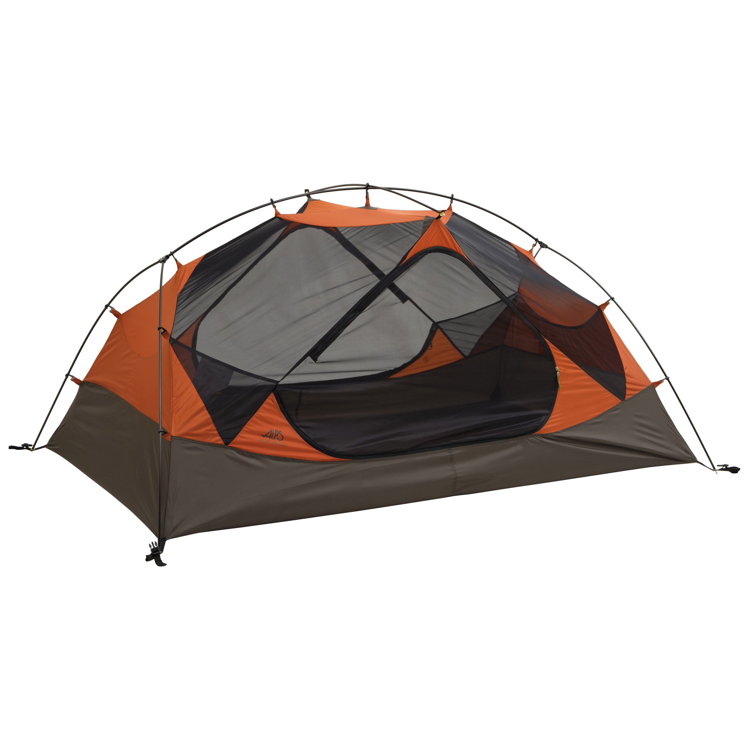 5352025 Chaos 3, 3 Person Backpacking Tent, Dark Clay/Rust