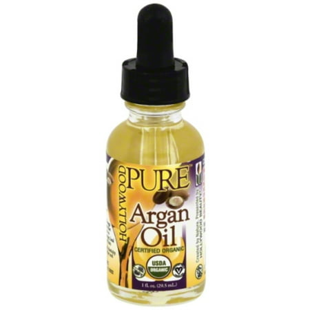 3 Pack - Hollywood Beauty 100% Pure Argan Oil 1