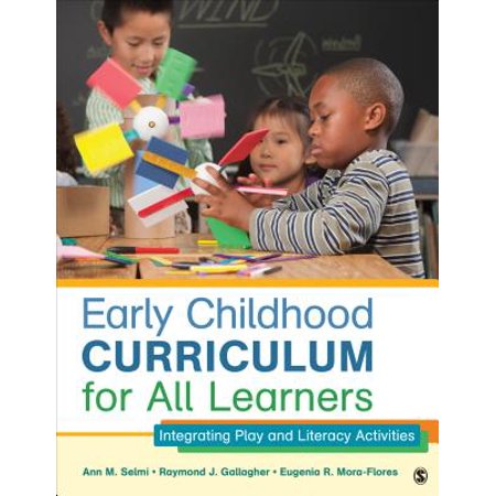Early Childhood Curriculum for All Learners : Integrating Play and Literacy Activities - Halloween Literacy Activities For Kindergarten