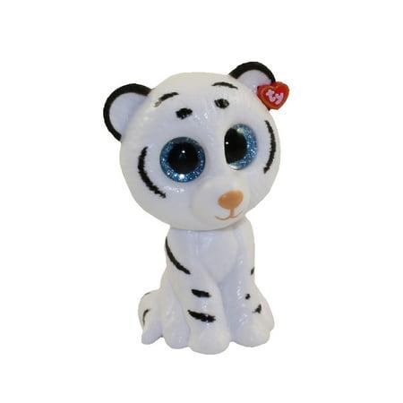 TY Beanie Boos - Mini Boo Figures Series 2 - TUNDRA the White Tiger (2  inch) - Walmart.com 3e7c8ffd69a