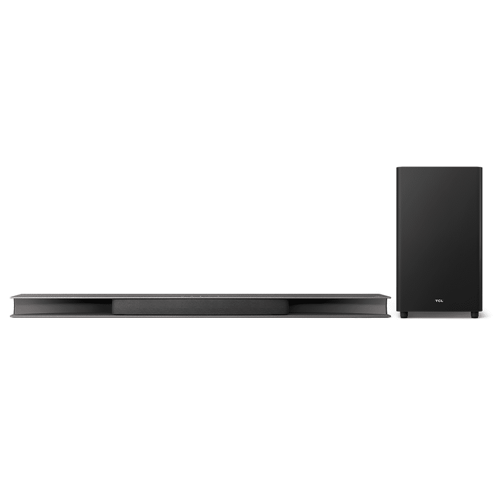 TCL Alto 9+ 3.1 Channel Dolby Atmos Sound Bar with Wireless Subwoofer, WiFi – TS9030, 41.3-inch, Black