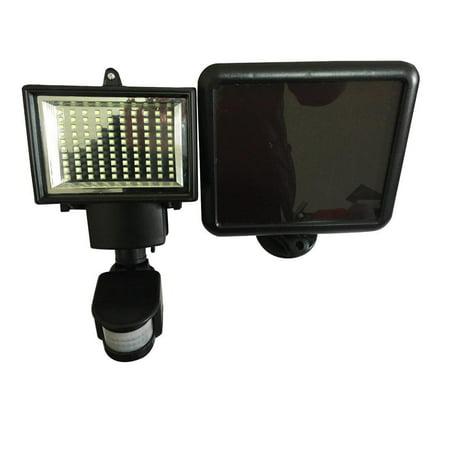 Lightahead 174 100 Led Solar Motion Sensor Flood Light
