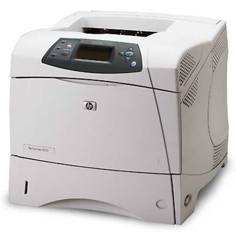 HP LaserJet 4200N Laser Printer 35ppm 1200x1200dpi B 64MB PC Q2426A#ABA(Used)