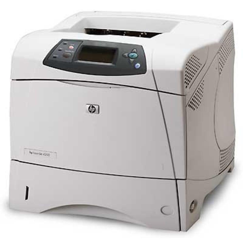 HP LaserJet 4200N Laser Printer 35ppm 1200x1200dpi B 64MB...