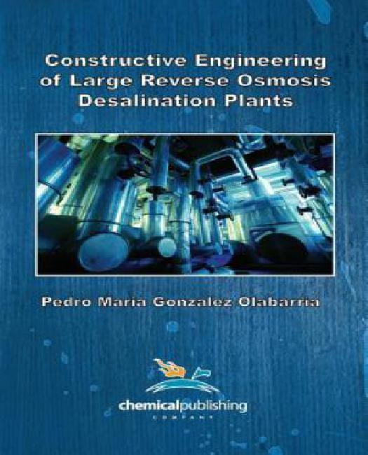 Constructive Engineering of Large Reverse Osmosis Desalination Plants by