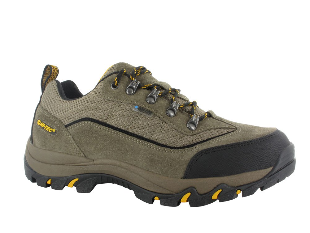 Hi-Tec Skamania Low Waterproof Hiking Shoes Men's by Hi-Tec