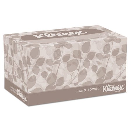 Kimberly Clark Kcc 01701 Hand Towels  Pop Up Box  Cloth  9 X 10 1 2  120 Box  18 Boxes Carton