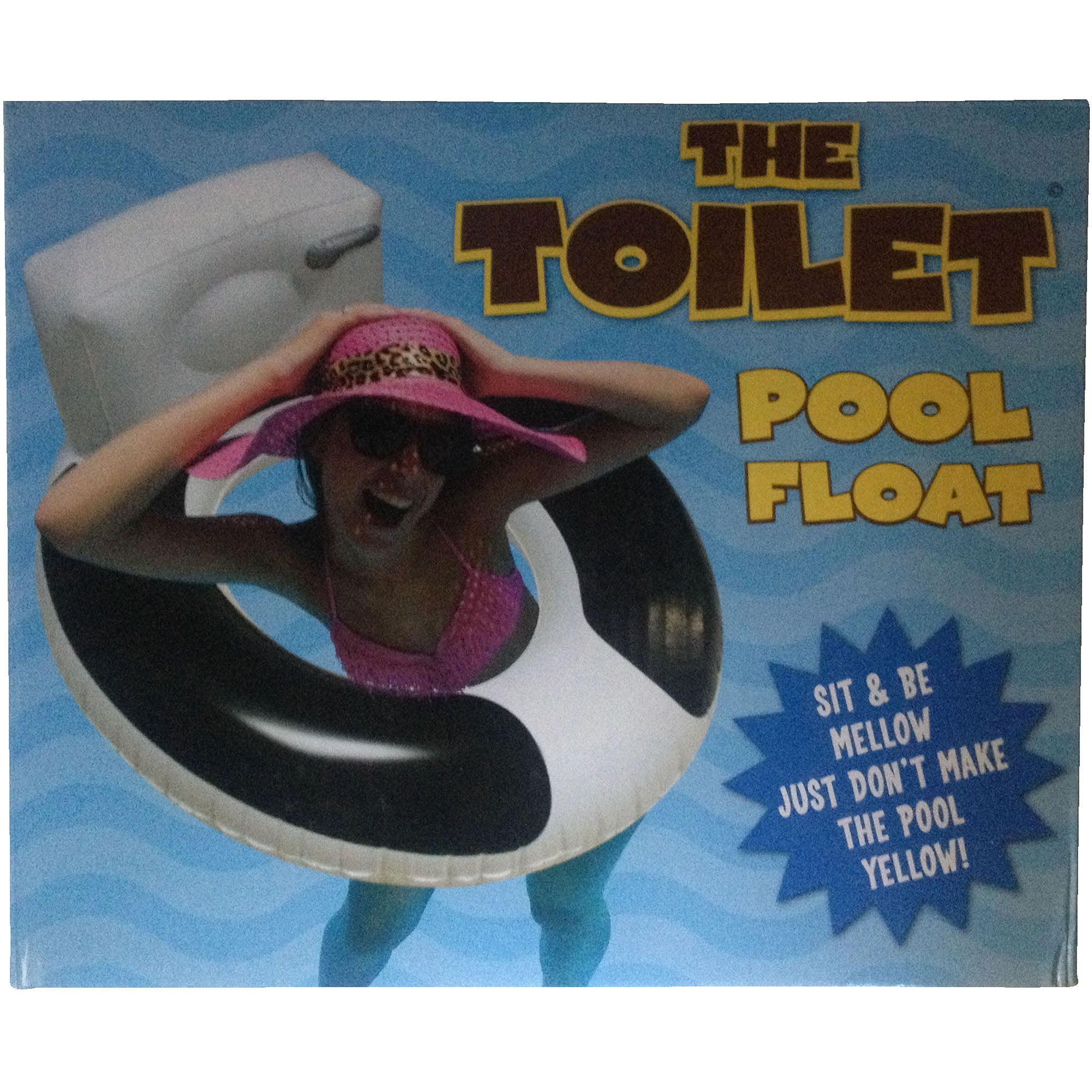 Toilet Pool Float