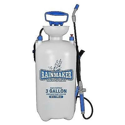 Rainmaker Pump Sprayer, 3-Gallon by