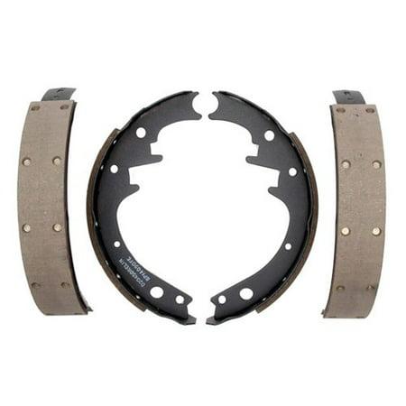 Professional Brake Shoe - Raybestos 151PG Professional Grade Drum Brake Shoe Set