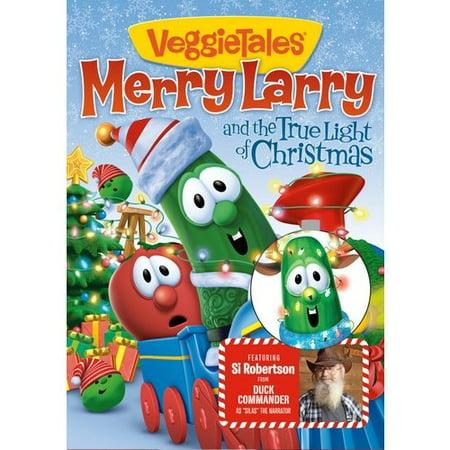 VeggieTales: Merry Larry And The True Light Of Christmas (DVD + ...