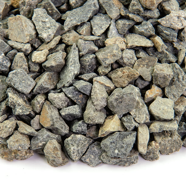 Landscape Rock Amp Pebble Crushed Gravel 3 8 20 Lbs