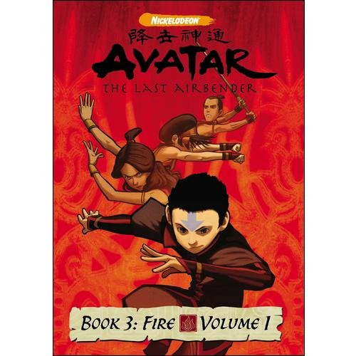 Avatar - The Last Airbender: Book 3: Fire - Volume 1 (Full Frame)