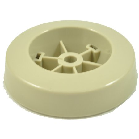 Generic Electrolux Canister vacuum Rear Wheel 3/4 Inches wide, 3 1/4 Inches (Canister Wheel)