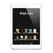 iPad mini White 32GB Wi-Fi Only Tablet