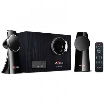 2.1 sistema de entretenimiento mini con Bluetooth + Coleman en Veo y Compro
