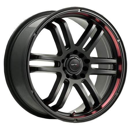 Ritchey Carbon Wheels - Drifz 207B FX Carbon Black 18x8 5x100 / 5x4.5 35mm (207B-8801835)