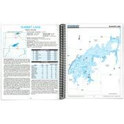 Southern Indiana Fishing Map Guide - Walmart.com