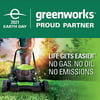 Greenworks G-MAX 12-Inch 40V Cordless String Trimmer, Battery and Charger Not Included BST4000