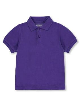 Universal Toddler Unisex School Uniform Pique Polo (Toddler Boys & Toddler Girls)