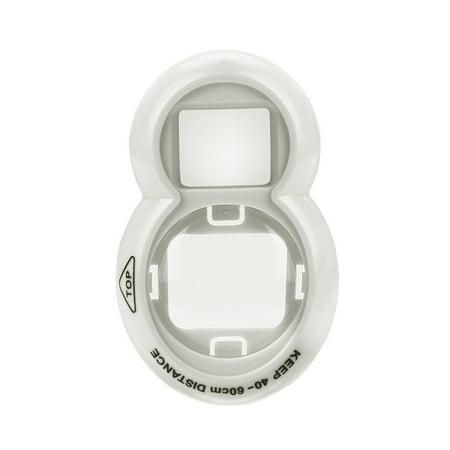 Tuscom Color Close-up Lens Selfie Mirror For Fujifilm Instax Mini 9/8/8+/7s Camera (Revo Blue Lens)