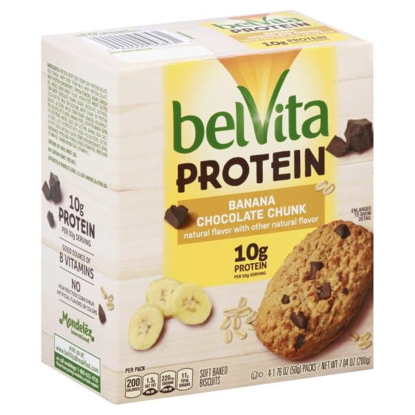 Belvita Protein Banana Chocolate Chunk