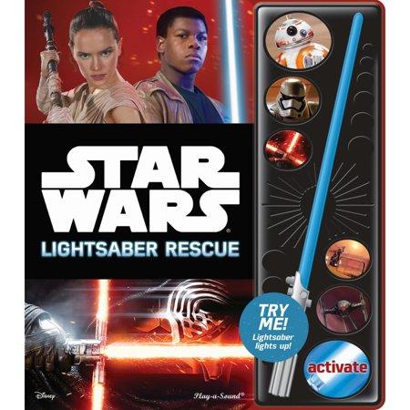 Star Wars Force Awakens Little Sound Light Book,  Star Wars by Phoenix International