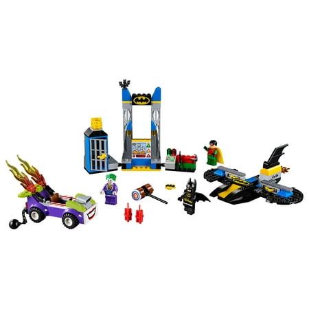 Lego Juniors The Joker Batcave Attack 10753