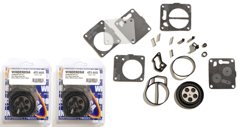 Seadoo Carb Mikuni carburetor rebuild kit XP SP SPI SPX GTX GTS GTI GS GSI FAST