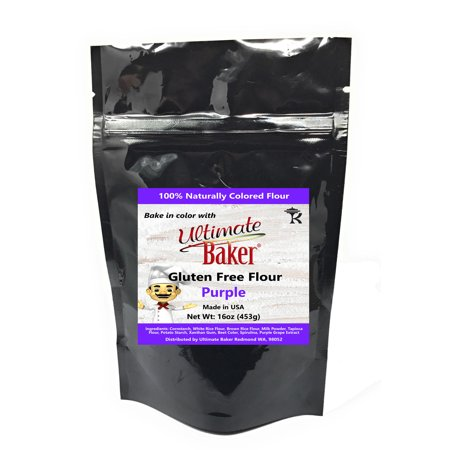 Ultimate Baker Paleo Baking Flour Purple (1x1lb)