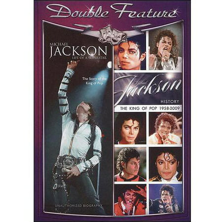 Michael Jackson: Life Of A Superstar / Michael Jackson History: The King Of Pop 1958-2009 (Widescreen)](Michael Jackson 80s)