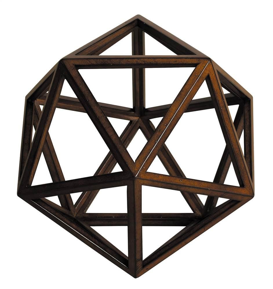 Icosahedron Platonic Figure