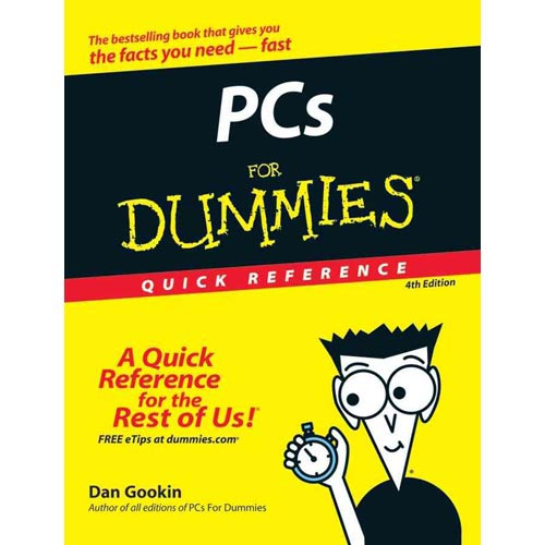 PCs for Dummies: Quick Reference