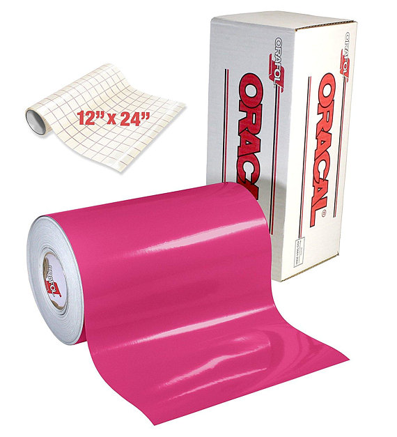 """ORACAL 651 Craft Vinyl Wrap 
