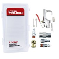 Hyper Tough 11-Piece Inflation Accessory Kit