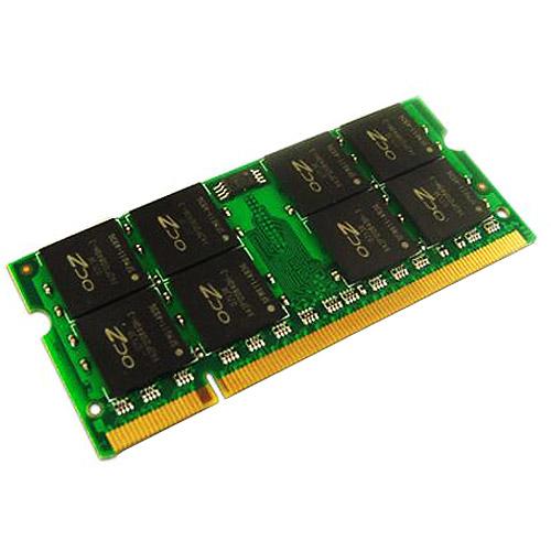 OCZ - DDR2 - 2 GB - SO-DIMM 200-pin - 800 MHz / PC2-6400 - CL5 - 1.8 V - unbuffered - non-ECC