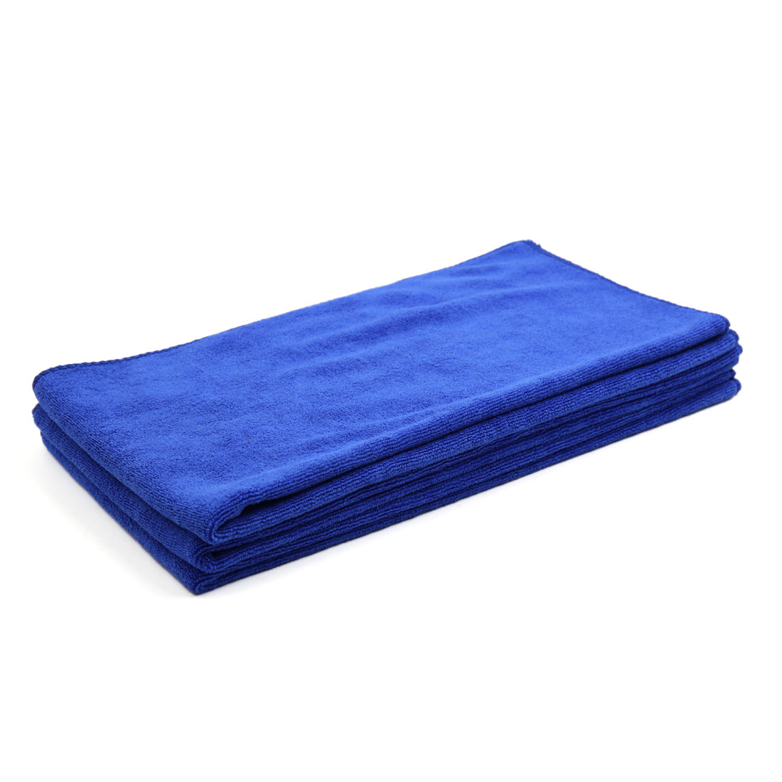 3 Pcs High Absorbing Microfiber Fabric, Polyester, Polymide Car Clean Cloth Towel No-scratched for Car Body - image 3 of 3