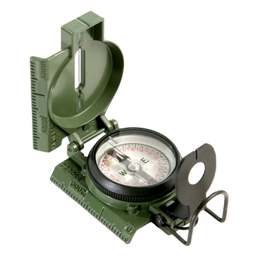 Click here to buy Cammenga Official U.S. Military Tritium Lensatic Compass by Cammenga.
