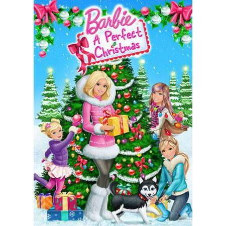 Barbie: A Perfect Christmas (Vudu Digital Video on Demand) - Christmas Barbie