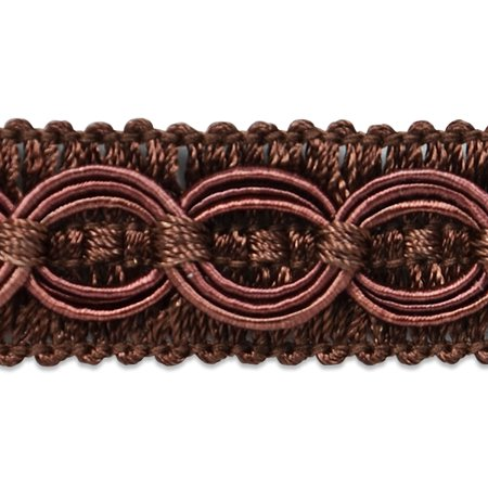 Expo Int'l 5 yards of Collette Woven Braid Circle Trim