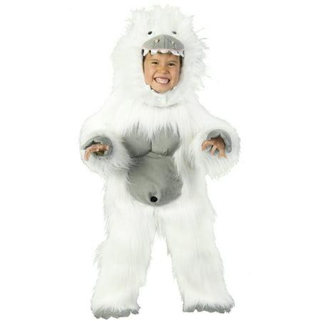 Princess Paradise Premium Abominable Snowman Child Costume