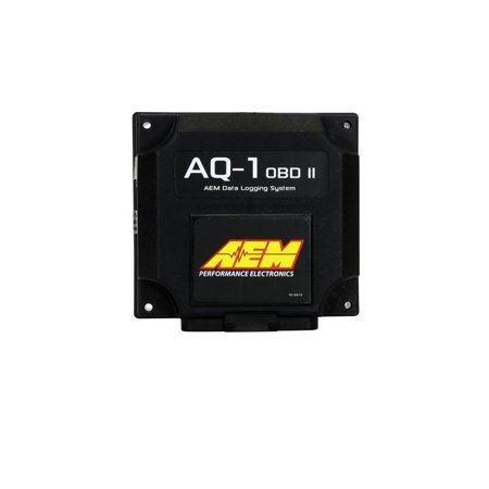 AEM Universal AQ-1 OBD2 Data Logger System for 2008+ Up Vehicles OBD on