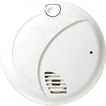 First Alert SA7010BPCN Photoelectric AC/DC Smoke and Fire Alarm