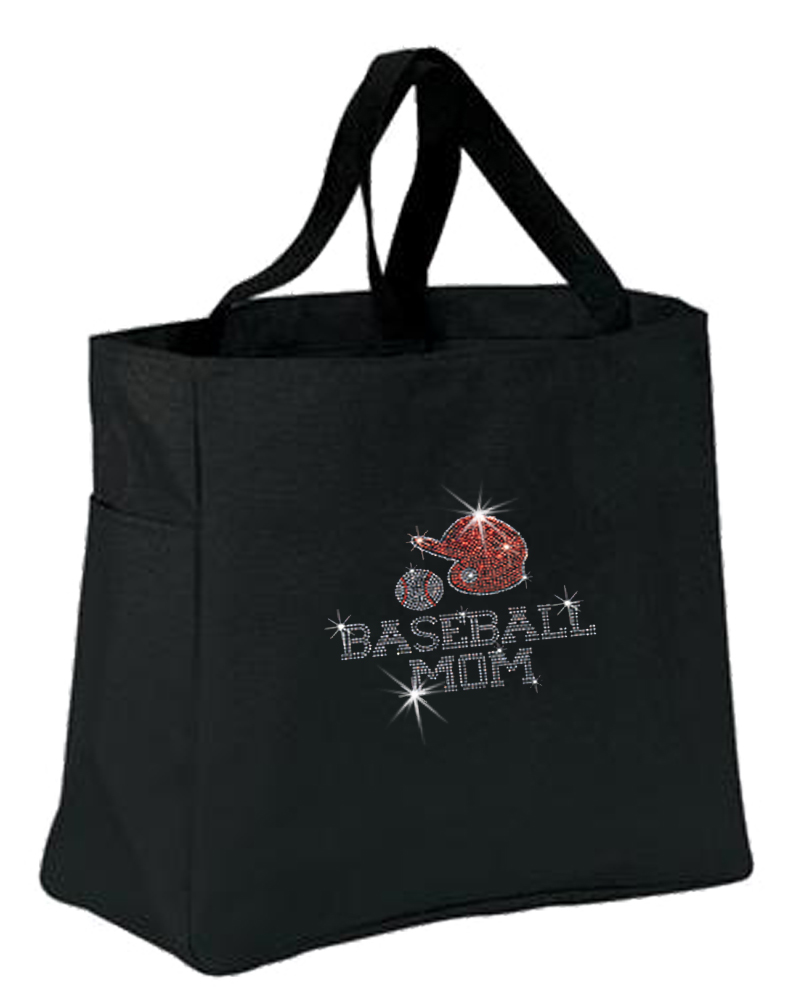 Custom Arel R Us Baseball Mom Carry All Day Tote Bag Laptop