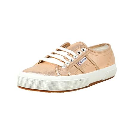 4a49f83f5cdb Superga 2750 Cotmetu Rose Gold Ankle-High Cotton Fashion Sneaker - 8.5M    7M ...