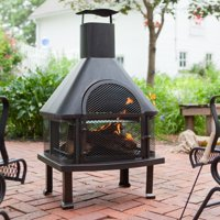 Surprising Outdoor Fireplaces Walmart Com Download Free Architecture Designs Scobabritishbridgeorg