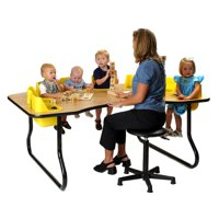 8 Seat Toddler Activity Table