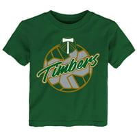 Portland Timbers Toddler Playtime T-Shirt - Green