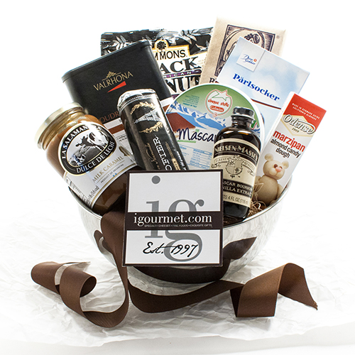 Baker's Delight Gift Basket